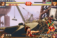 King of Fighters EX2, The - Howling Blood - undies - User Screenshot